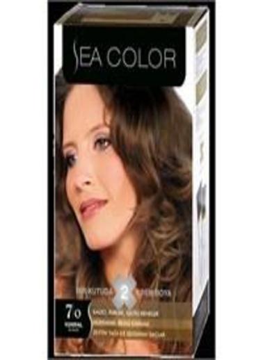 Sea Sea Color 2 Li Saç Boyası 7-0 Kahve